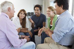 group therapy in Petaluma